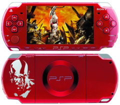 PSP 2001: God of War Edition