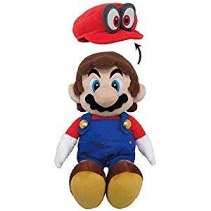 8de565cd596 Super Mario - Removable Red Cappy Hat (Super Mario Odyssey) - Random ...