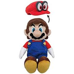 Super Mario - Removable Red Cappy Hat (Super Mario Odyssey)