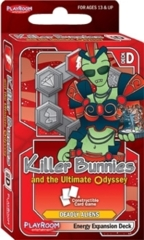Killer Bunnies and the Ultimate Odyssey: Deadly Aliens Energy Expansion Deck