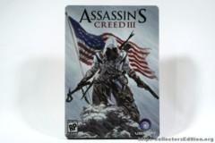 Assassin's Creed III - SteelBook (Playstation 3)