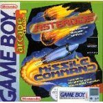 Arcade Classic No. 1: Asteroids / Missile Command