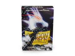Clear Classic - Japanese Boxed Sleeves (Dragon Shield) - 60 ct