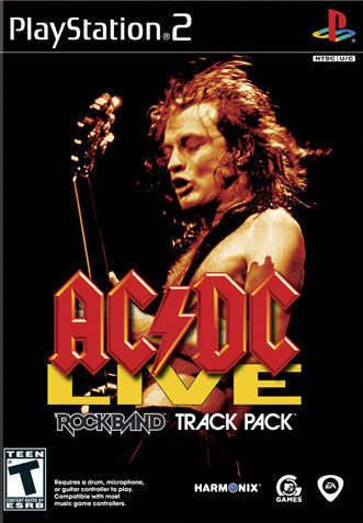 AC DC Live - Rockband (Playstation 2)