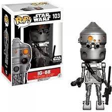 #103 IG-88 (Star Wars) Smuggler's Bounty Exclusive