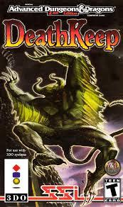Advanced Dungeons and Dragons: Deathkeep