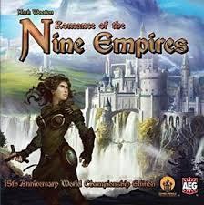 Romance of the Nine Empires