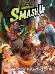 Smash Up - World Tour (AEG) - Culture Shock