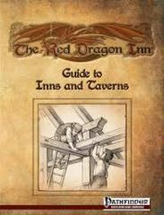 Pathfinder RPG - (The Red Dragon Inn) - Guide to Inns and Taverns