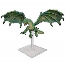 D & D Attack Wing: Green Dragon Expansion Pack