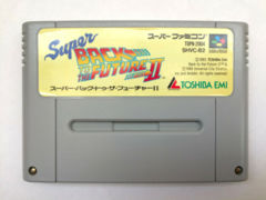 Super Back to the Future II (Super Famicom)