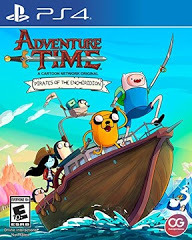 Adventure Time Pirates of the Enchircicon (PS4)