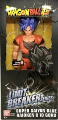 Limit Breaker Series - Super Saiyan Blue Kaioken x 10 Goku GameStop Exclusive