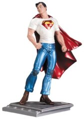 DC Comics The Man of Steel Superman Action Figure by Rags Morales Statue