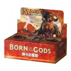 Born of the Gods - Booster Box - Japanese