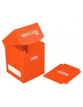 Ultimate Guard Deck Case 100+ Standard Size Orange