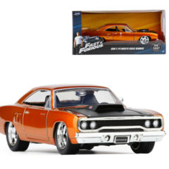 Dom's Plymouth Road Runner (Fast & Furious) - Jada 1:24