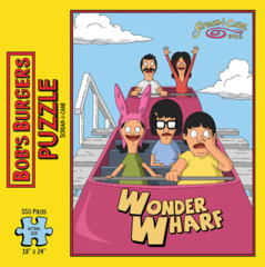 Scream-I-Cane (Bob's Burgers) - Wonder Wharf