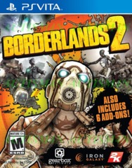 Borderlands 2 (PS Vita)