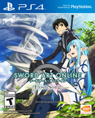 Sword Art Online -- Lost Song (Playstation 4)