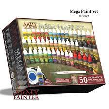 Army Painter: Warpaints: Mega Paint Set