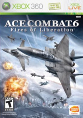 Ace Combat 6 - Fires of Liberation (Xbox 360)