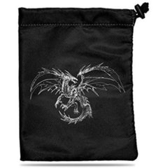 Treasure Nest Dice Bag - Dragon Art