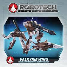 Robotech RPG Tactics Valkyrie Wing United Earth Defence Force Core Squadron