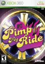 Pimp My Ride (Xbox 360)