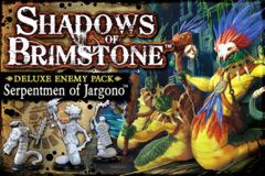Shadows of Brimstone - Serpentmen of Jargono - Deluxe Enemy Pack