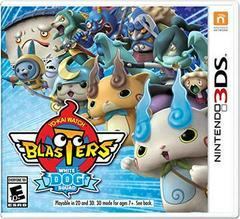 Yo-Kai Watch Blasters - White Dog Squad (DS)