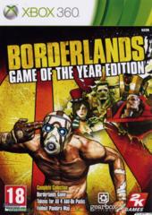 Borderlands (Xbox 360) - GotY