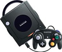 Gamecube System Black