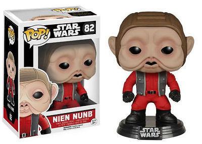 #82 Nien Nunb  (Star Wars)