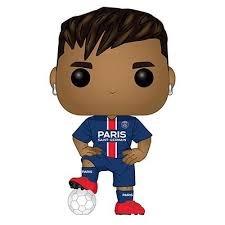 #20 - Neymar Jr. (Paris Saint - Gerrman) - Soccer