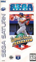 Sega Sports World Series Baseball