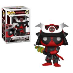 #329 Samurai Deadpool (Marvel) Gamestop Exclusive