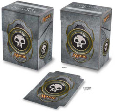Black Mana - Deck Box (Ultra Pro)