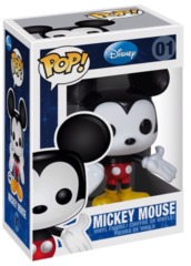 #01 - Mickey Mouse (Disney)