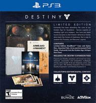 Destiny - LE (Playstation 3)