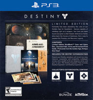 Destiny - LE (Playstation 3)