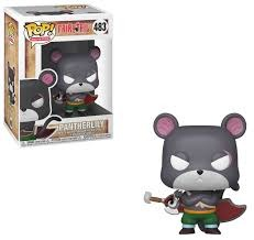 #483 Pantherrilly (FairyTail)