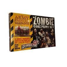 Zombicide: Warpaints Core Paint Set