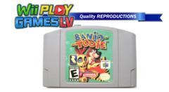 Banjo Tooie (Nintendo 64 REPRODUCTION)