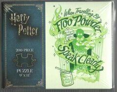 Harry Potter Floo Powder 200 Piece Puzzle