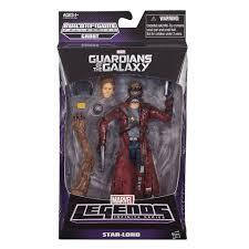 Star-Lord - Guardians of the Galaxy (Marvel Legends)