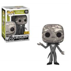 #15 - Jack Skellington (Zero Print - Hot Topic) (Disney)