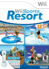 Wii Sports Resort Game Only!