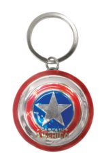 Captain America Shield (Marvel) - Pewter
