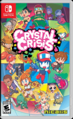 Crystal Crisis [Launch Edition]